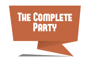 The complete party
